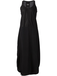 Utzon Long Tank Dress Black