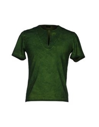 Yoon T Shirts Dark Green