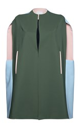Parden's Mira Color Blocked Cape Green Pink Blue