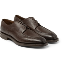 Edward Green Dover Pebble Grain Derby Shoes