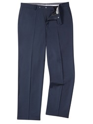 Oscar Jacobson Greg Performance Trousers Dark Navy