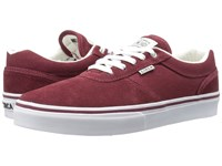 Circa Gravette Brick White Men's Skate Shoes Red