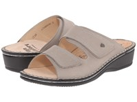 Finn Comfort Jamaika Rock Women's Slide Shoes Beige