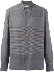 Stephan Schneider 'Painting' Shirt Grey