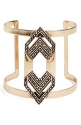 Women's Sole Society Deco Statement Cuff