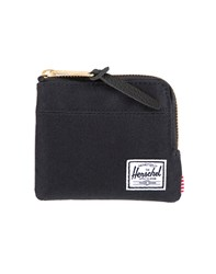 Herschel Johnny Wallet Black