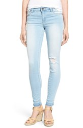 Women's Kut From The Kloth 'Mia' Stretch Distressed Skinny Jeans Praise