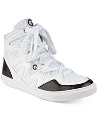 G By Guess Otrend High Top Sneakers Women's Shoes
