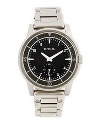 Breil Milano Orchestra Black Dial Stainless Steel Bracelet Watch Nosize