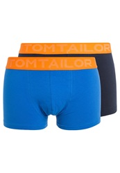 Tom Tailor 2Pack Shorts Blue Navy