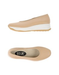 Ruco Line Footwear Courts Women Sand