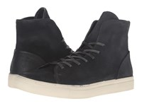 John Varvatos 315 Reed Wide Lace Charcoal Men's Lace Up Boots Gray