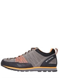 Scarpa Crux Suede Leather Sneakers