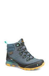 Women's Ahnu 'Sugarpine' Waterproof Boot Dark Slate
