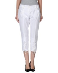 Germano Zama Trousers 3 4 Length Trousers Women