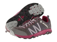 Scarpa Rapid Lt Pewter Raspberry Women's Shoes Gray