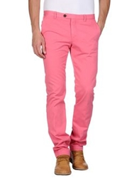Msgm Casual Pants Red