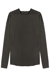 Damir Doma Cotton Top Green