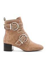 Jeffrey Campbell X Revolve Cygnet St Booties Taupe