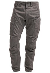 G Star Gstar Rovic Zip 3D Tapered Cargo Trousers Gs Grey Dark Grey