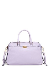 Urban Expressions Ansel Satchel Purple