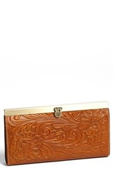 Women's Patricia Nash 'Cauchy' Wallet Brown Florence