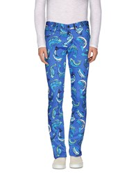 Kenzo Trousers Casual Trousers Men Blue