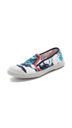 Bensimon Tennis Tommy Slip On Sneakers Waves