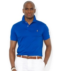 Polo Ralph Lauren Core Pima Soft Touch Polo Rugby Royal