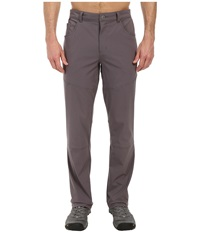 Merrell Stapleton Se Pant Manganese Men's Casual Pants Metallic