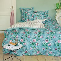 Pip Studio Les Bois Fleuri Duvet Set Single