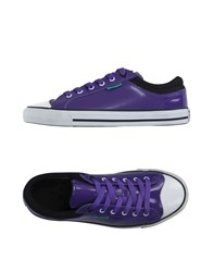 Forfex Footwear Low Tops And Trainers Men Purple