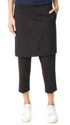3.1 Phillip Lim Apron Pants Black