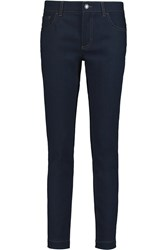 Dolce And Gabbana Low Rise Skinny Jeans Blue