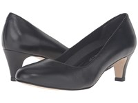 Walking Cradles Joy Black Cashmere Women's Shoes