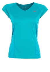 Mizuno Cooltouch Sports Shirt Lake Green