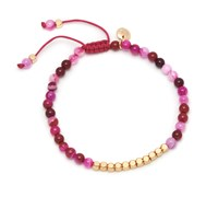 Lola Rose Lrj456081 Ladies Bracelet Pink