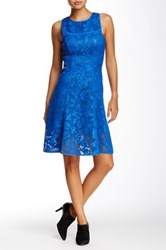 Yoana Baraschi Grace Swing Dress Blue