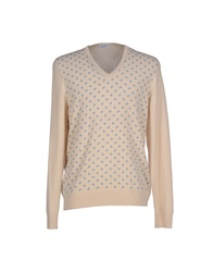Cains Moore Sweaters Beige