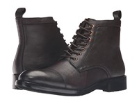 Kenneth Cole Reaction Truck Er Brown Men's Lace Up Casual Shoes