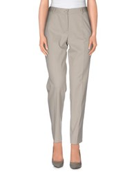 Dolce And Gabbana Trousers Casual Trousers Women Grey