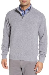 Peter Millar Men's Wool Henley Sweater