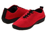 Arcopedico Ls Red Women's Lace Up Casual Shoes