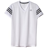 Adidas Response Short Sleeve Cap T Shirt White
