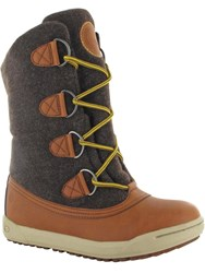 Hi Tec Lexington 200 I Waterproof Winter Boots Brown