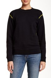 Marc By Marc Jacobs Crew Neck Sweatshirt Black
