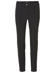 Betty Barclay Slim Fit Stretch Tailored Trousers Black