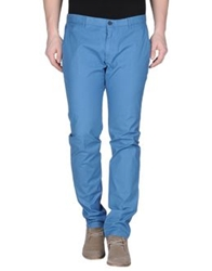 Z Zegna Zzegna Casual Pants Azure