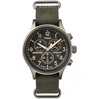 Timex Expedition Scout Chronograph Watch Green