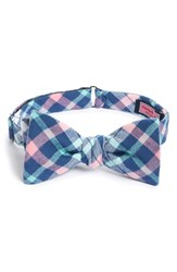 Vineyard Vines Men's 'Hawes Pond' Plaid Silk Bow Tie